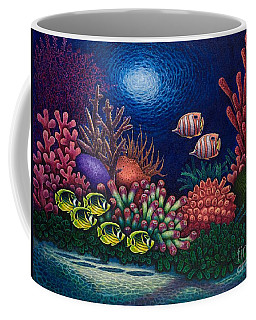 Undersea Creatures Vi Coffee Mug