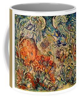 Undersea Friends Coffee Mug