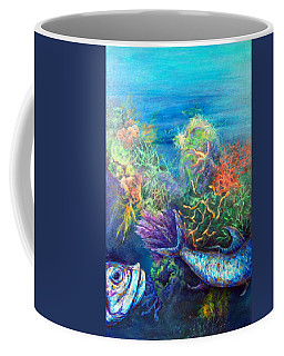 Jesus Reef  Coffee Mug