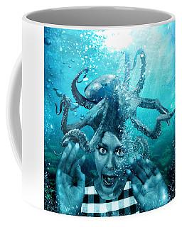 Underwater Nightmare Coffee Mug