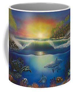 Underwater Paradise Coffee Mug