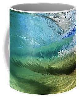 Underwater Wave Curl Coffee Mug