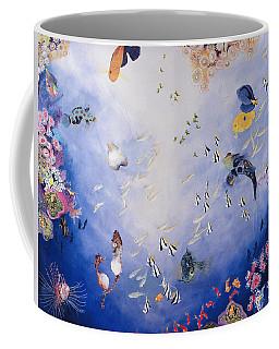 Underwater World Iv  Coffee Mug