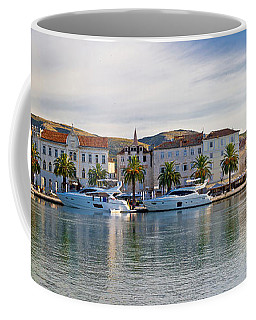 Unesco Town Of Trogit View Coffee Mug