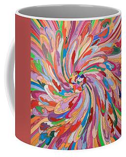 Unfolding Melody Coffee Mug