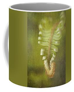 Unfurling Fern Coffee Mug