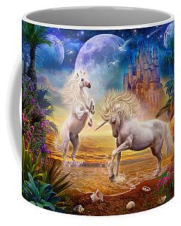 Unicorn Beach Coffee Mug
