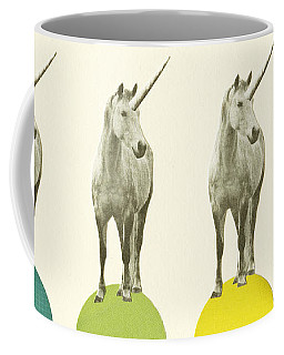 Unicorn Parade Coffee Mug