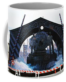 Union Cotton Mills Coffee Mug