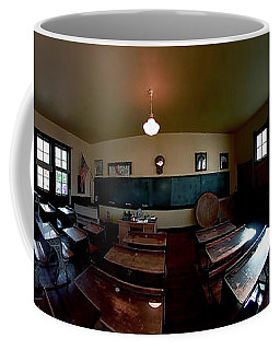 Union  Illinois One Room School House Coffee Mug