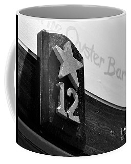 Union Oyster House Booth Boston Ma Coffee Mug