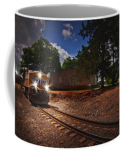 Union Pacific 7917 Train Coffee Mug
