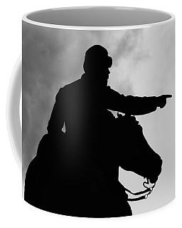 Union Silhouette  Coffee Mug