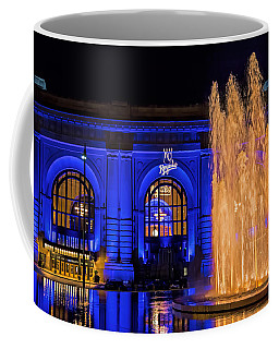 Union Station Celebrates The Royals Coffee Mug