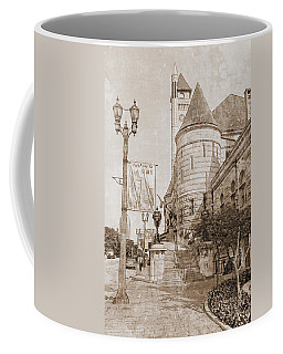 Union Station St Louis Mo Coffee Mug