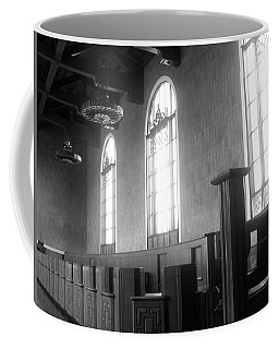 Union Station Ticketing Room Coffee Mug
