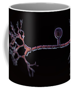 Unipolar Neuron Coffee Mug
