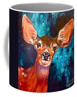 Uniquely Fawn Coffee Mug