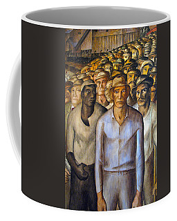 Unite Coffee Mug by Joe Schofield