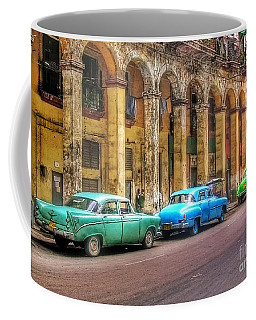 United Colors Of Coches Habaneros Coffee Mug