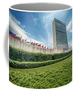 United Nations Coffee Mug