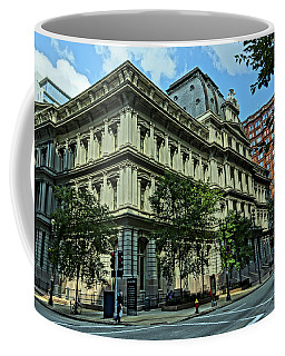 United States Customhouse And Post Office St. Louis Coffee Mug by Greg Kluempers
