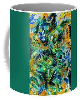 Virtual Coffee Mug