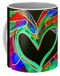 Universal Sign For Love Coffee Mug