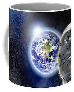 Alone In The Universe Coffee Mug
