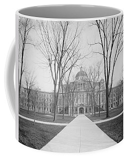 University Hall, University Of Michigan, C.1905 Bw Photo Coffee Mug
