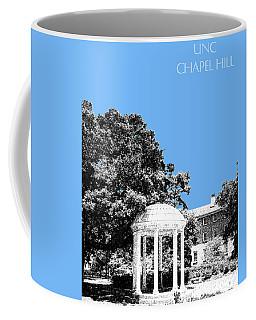 University North Carolina Chapel Hill - Light Blue Coffee Mug