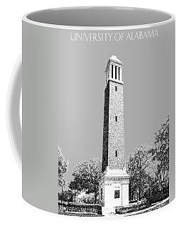 University Of Alabama - Silver Coffee Mug