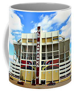 University Of Louisiana At Monroe Malone Stadium Coffee Mug