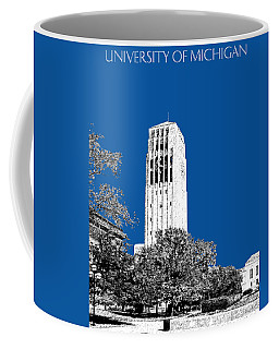 University Of Michigan - Royal Blue Coffee Mug