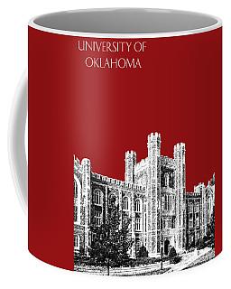 University Of Oklahoma - Dark Red Coffee Mug