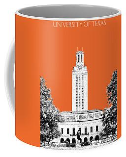 University Of Texas - Coral Coffee Mug