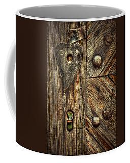 Unlock My Heart Coffee Mug