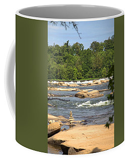 Unnatural Rock Formation Coffee Mug