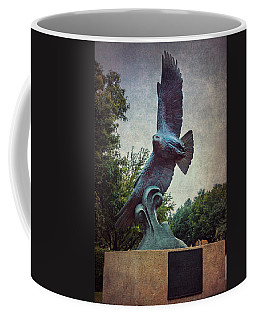 Unt Eagle In High Places Coffee Mug