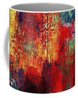 Untamed Colors  Coffee Mug