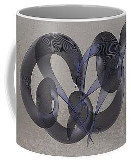 Untangled Hearts Coffee Mug