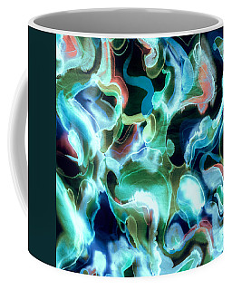 Lets Swim To The Moon Coffee Mug