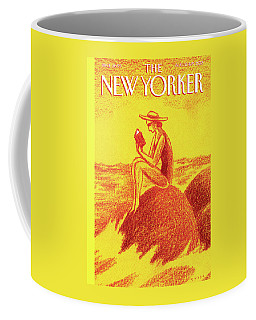New Yorker August 12th, 2013 Coffee Mug