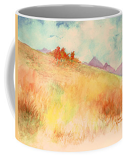 Untitled Autumn Piece Coffee Mug