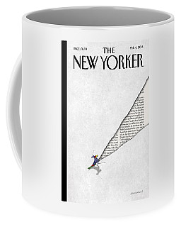 New Yorker February 4th, 2013 Coffee Mug