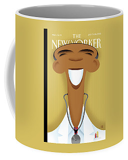 New Yorker July 9th, 2012 Coffee Mug