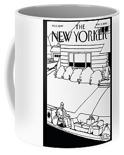 New Yorker May 3rd, 2010 Coffee Mug