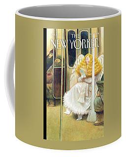 New Yorker December 12th, 2011 Coffee Mug