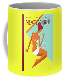 New Yorker August 9th, 2010 Coffee Mug