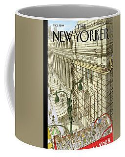 New Yorker September 19th, 2011 Coffee Mug